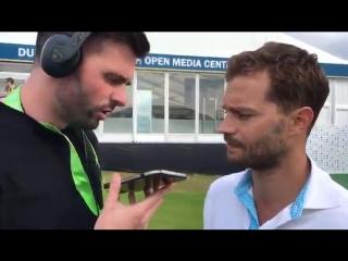 Интервью Джейми для BBC Sport NI