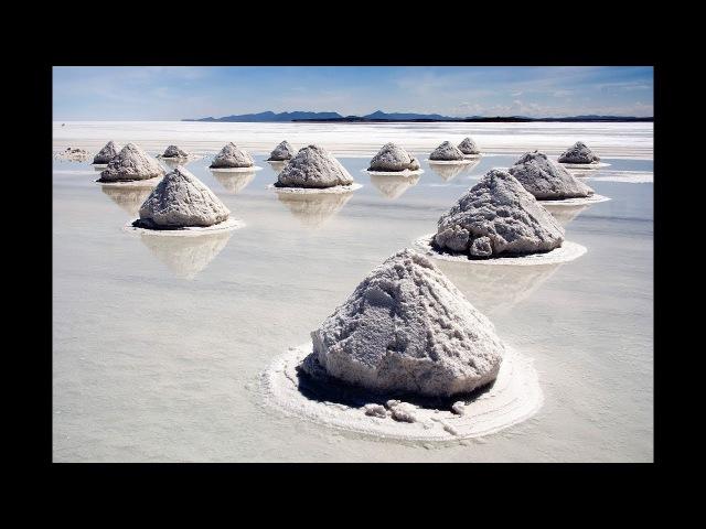 Тайны мировых озер БОЛЬШОЕ СОЛЁНОЕ ОЗЕРО