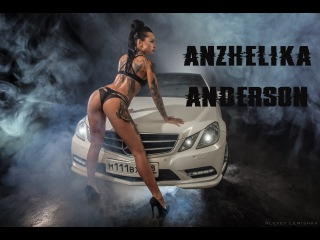 Anzhelika Anderson - My job is life, my life is sport and tattoos.
