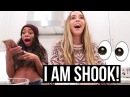 I AM SHOOK TEALA REACTS TO OUR HOUSE