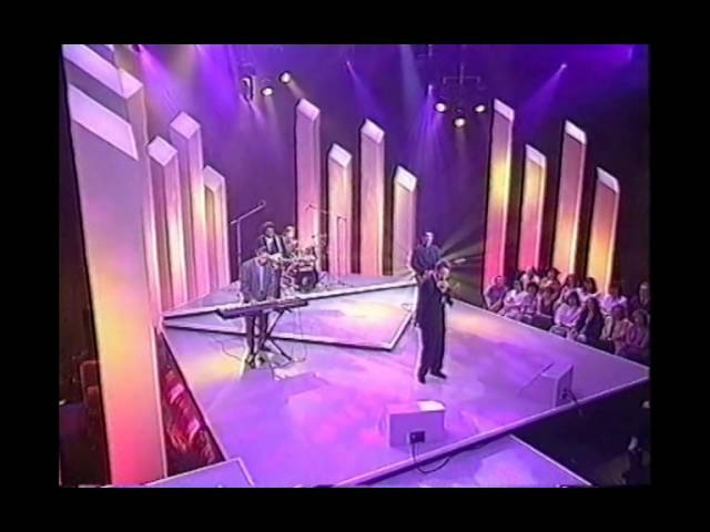 Robert Palmer Know By Now Live TV Appearance 1994