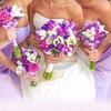 Свадебный стилист,оформление свадеб, флорист