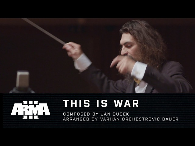 Arma 3 - This Is War (Live Orchestra Recording)