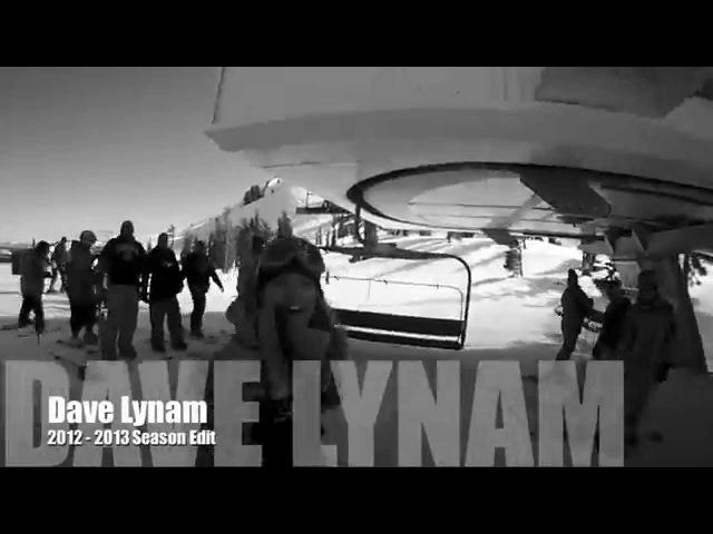 RVL8 Skiboards Team Rider Dave Lynam's 2012 2013 Season Edit