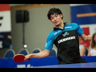 Yuto Muramatsu vs Zhai Yujia (Champions League 2016/2017)