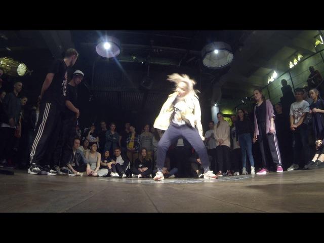 MiRash (win) vs Tuyarka, Ksu, AllStyles 2x2 1/8, Genesis Battle 2017, S.-Petersburg, May 2017