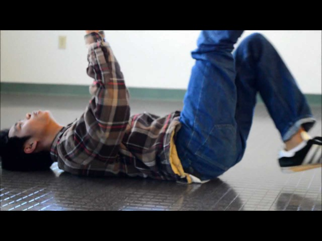 TKF TUTORIALS | Footwork Foundation | Bboy Kaipo