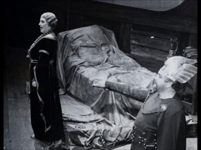 Tristan Isolde 8/Feb/1941 MetOpera (Flagstad, Melchior, Huehn, Kipnis, Thorborg - Leinsdorf)