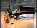 Tsintsadze: Five Pieces on Folk Themes, Genevieve Tabby and Andrew Rosenblum