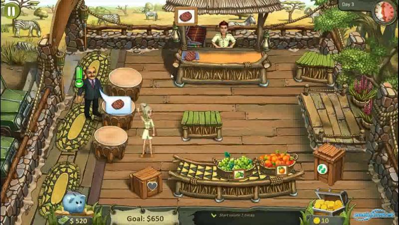 Katy and Bob: Zoo Quest (Геймплей) » Freewka.com - Смотреть онлайн в хорощем качестве