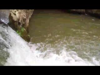 Sansarak kanyonu