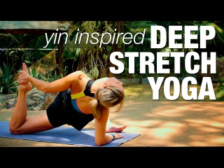 Yin Inspired Deep Stretch Yoga Class - Five Parks Yoga