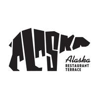 Логотип Аляска / ресторан-терраса/ Ульяновск