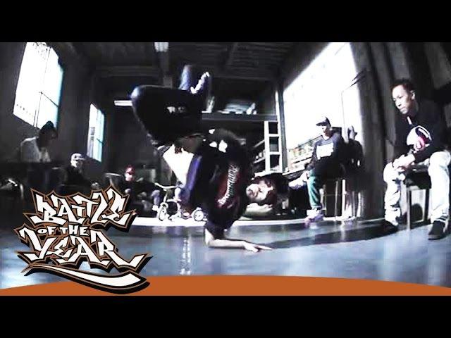 The Crews The Floorriorz (Japan) - BOTY Finals 2016 [BOTYTV]