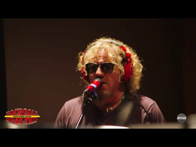 Sammy Hagar, Michael Anthony, and Tommy Lee Jam Van Halen Motley Crue