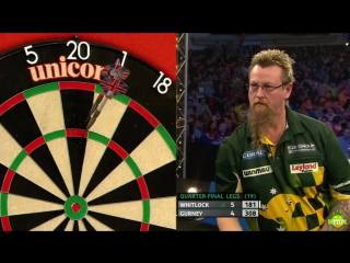 Simon Whitlock vs Daryl Gurney (Coral UK Open 2017 / Quarter Final)