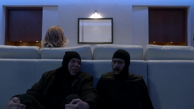 Внутри девятого номера 1 сезон 2 серия из 6 Страх и Трепет