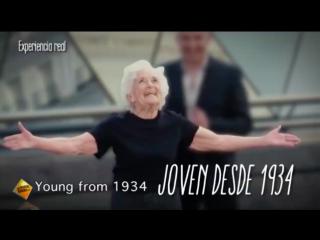 82-летняя joven desde танцы на улице
