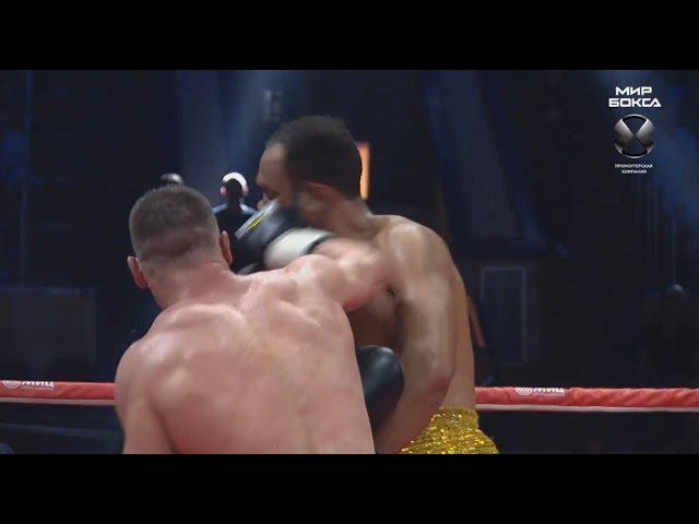 Алексей Егоров vs Карлос Айлтон Насименто 🔥HD 1080pᴴᴰ