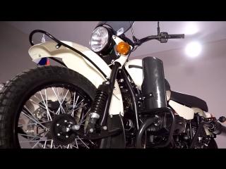 """Видеообзор мотоцикла """"Урал Gear Up"""""""