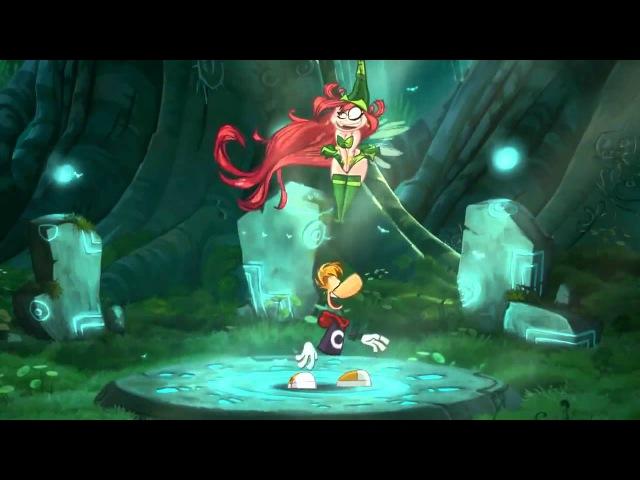 Rayman: Origins (PS3, Xbox 360) - Trailer