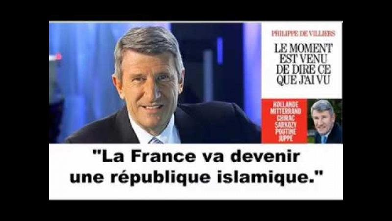 La France va devenir une République Islamique