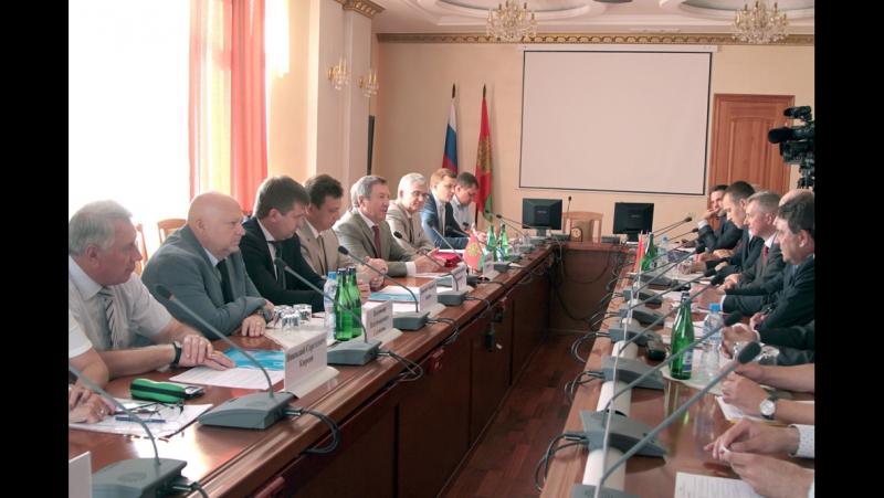 Олег Королев провел рабочую встречу с министром антимонопольного регулирования и торговли Республики Беларусь олегкоролев межд