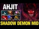 SHADOW DEMON HARD CARRY - AhJit - Dota 2