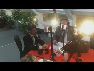 Познавательное интервью с Николаем Усенко в эфире радио 88.8 FM