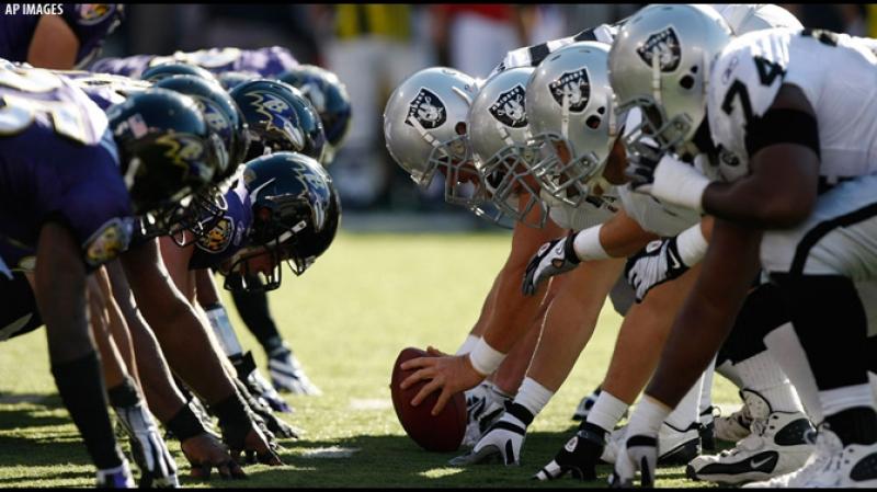 Raiders @ Ravens, week 5 (Stream)