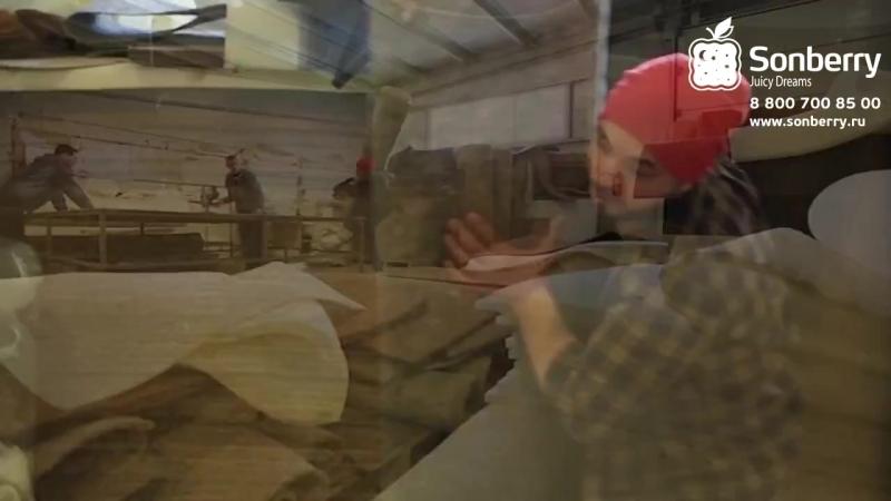 Производство матрасов фабрика Sonberry