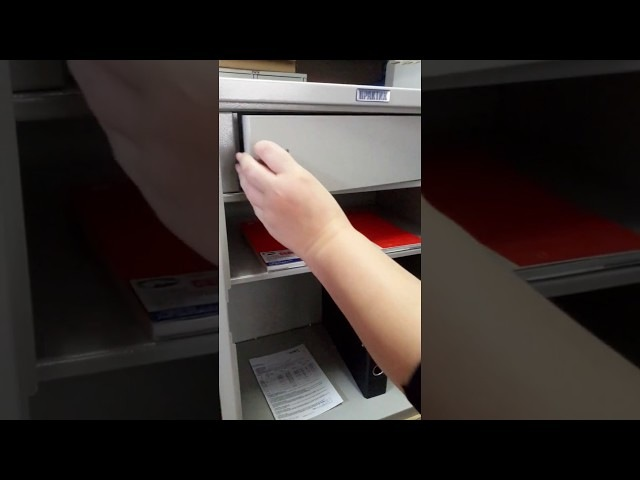 Шкаф бухгалтерский SL 65T выпуск 2018 года