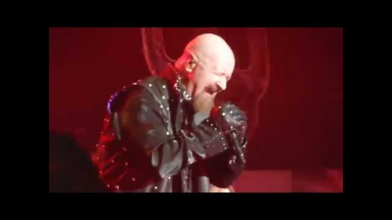 JUDAS PRIEST SAINTS IN HELL LIVE 3 17 18 AT NYCB LIVE NEW YORK
