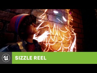 GDC 2018 Sizzle Reel | Unreal Engine