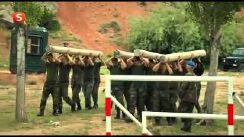 Şefkat Tepe 153 Bölüm Havin Askeri Eğitimde