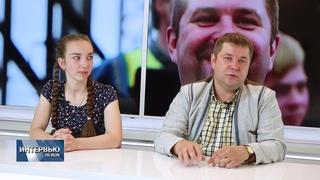 Интервью # Константин Абабков и Алина Рулёва