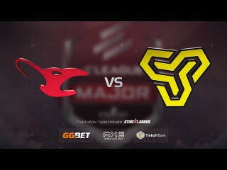 mousesports vs Space Soldiers, mirage, ELEAGUE Major Boston 2018