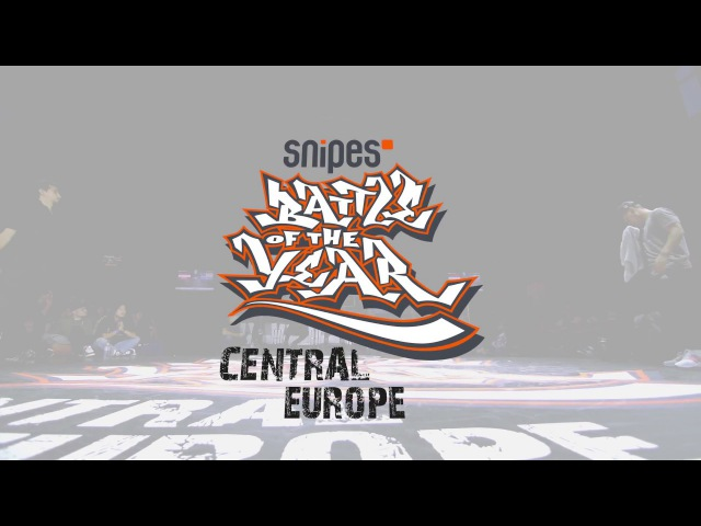The Wolfer vs Dosu Undisputed 1vs1 x Battle of the Year Central Europe Semi Final