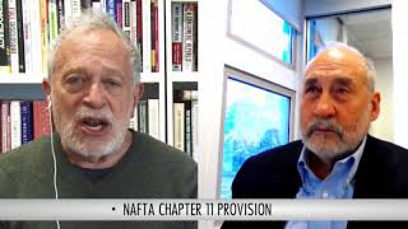 In Conversation Robert Reich and Joseph Stiglitz
