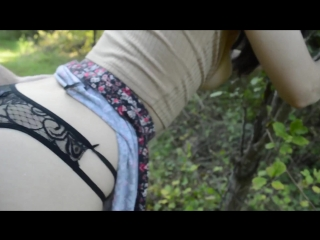 SexyFlowerWater - #27 (1080p) [Amateur, Teen, Pussy Fuck, Blowjob, POV, Cumshot, Outdoor]