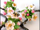 Quilling flowers Apple blossom - Part 1 (Tutorial)