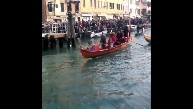 Водний парад у Венеції