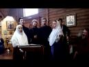 Стихера Казанской Богородицы Вместилище чистое (исполняет Барнаульский молодежный хор)