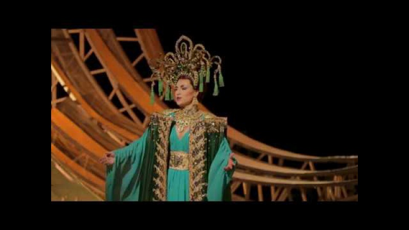 Venera Gimadieva: The Golden Cockerel at Santa Fe Opera