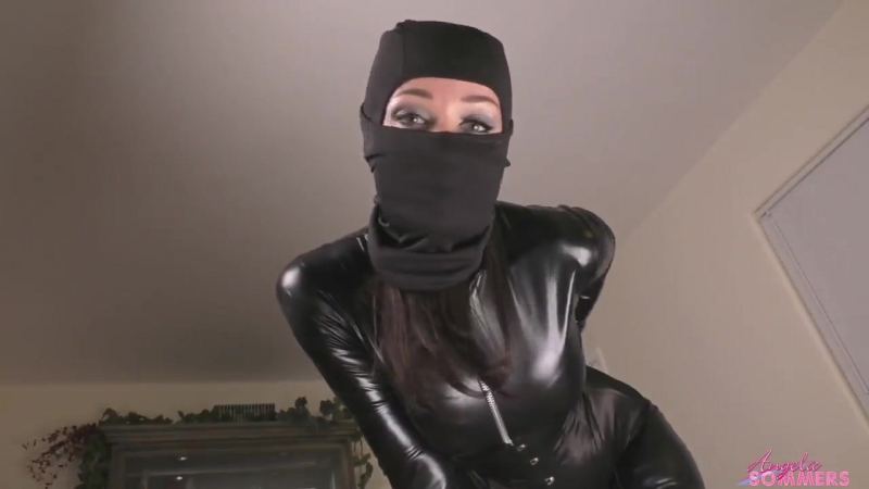 Female burglar erotic story