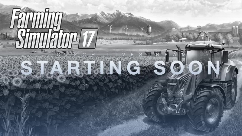 CZ Farming simulator2017 9dil MapaCmelakov sklizen chov vyroba