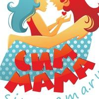 Логотип SimMama.ru Место встречи Ульяновских родителей