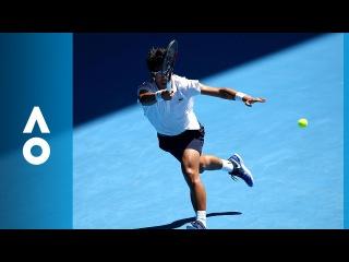 Top 5 shots from day 10 | Australian Open 2018