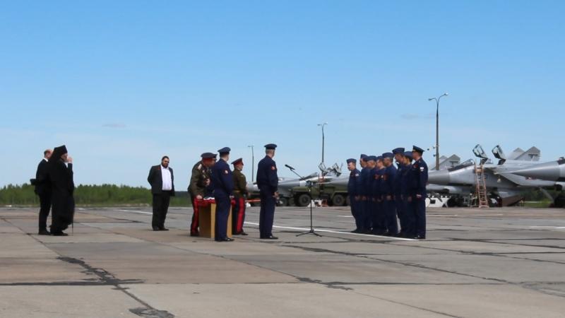 9 Мая 2018г. база ВВС «Саваслейка» 8