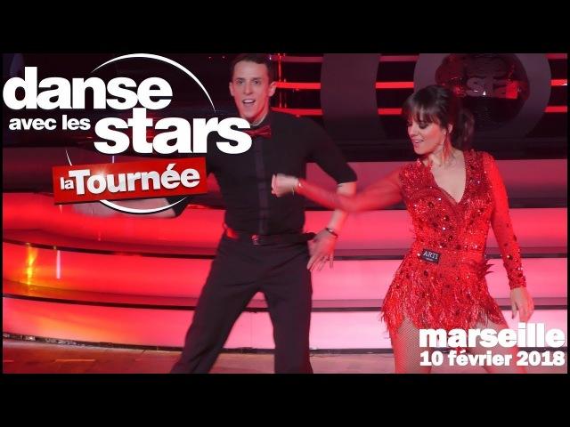 Alizée Grégoire Lyonnet Cha Cha Cha Danse Avec Les Stars Marseille 10 02 2018 Vidéo 4K